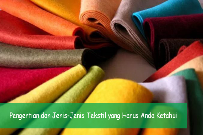 Pengertian-Tekstil